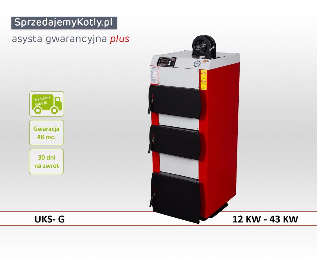 Kocioł UKS-G Kotłospaw 12-43KW